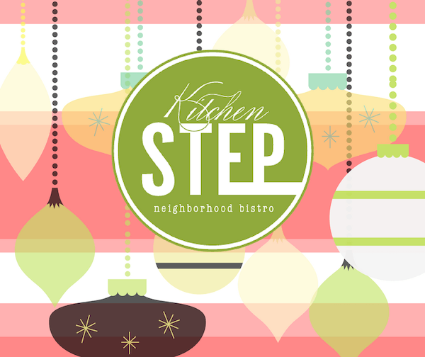 Celebrate the Holidays at the Step