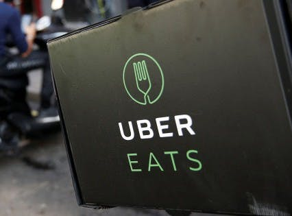 Delivery now available with UBEReats