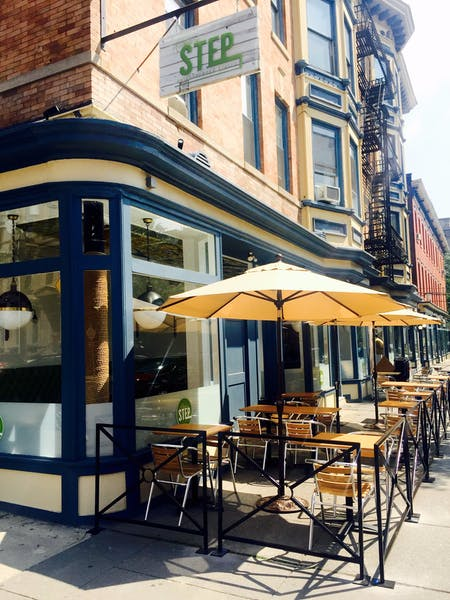 Patio Seating Now Open