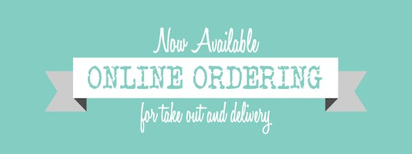 Online Ordering + Delivery