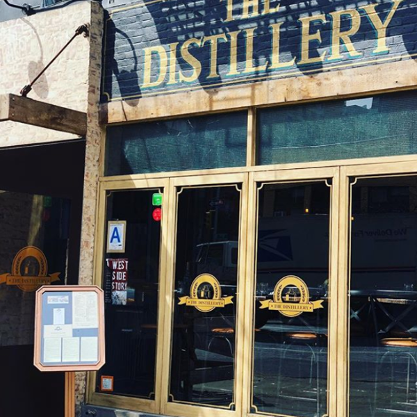One Of The Best Restaurants Near The Gershwin Theatre The Distillery