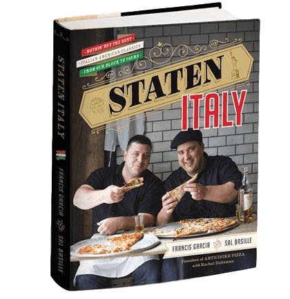 Staten Italy Cookbook Cover