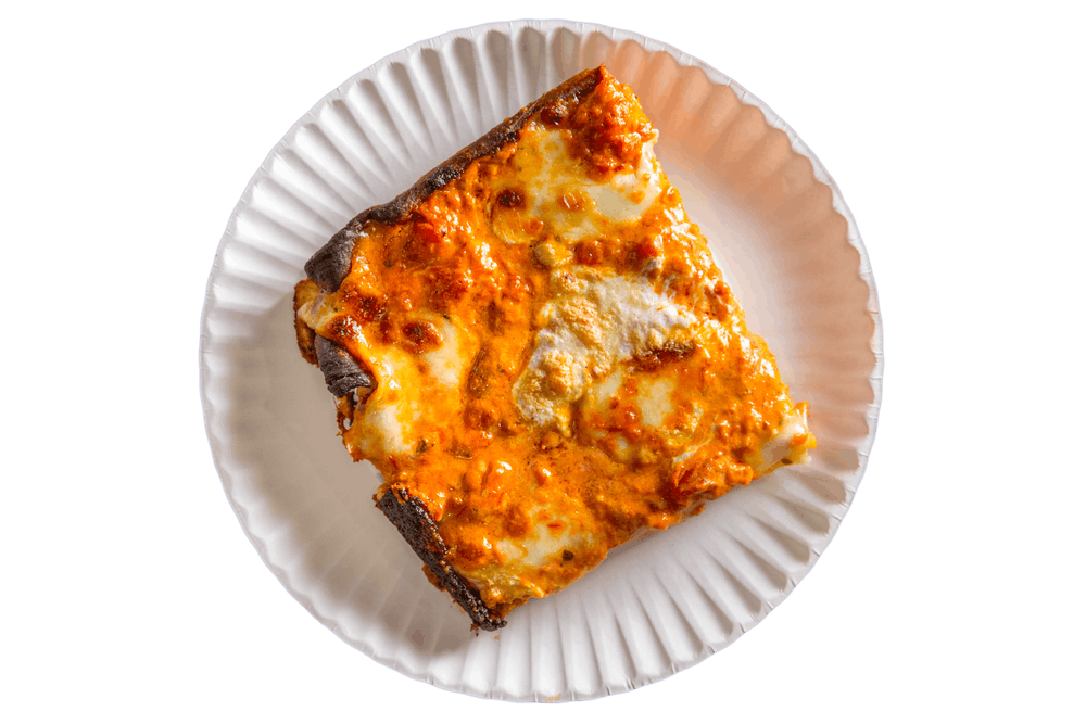 Vodka Pizza Slice