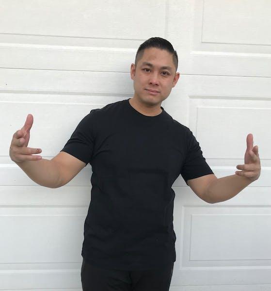 a photograph of DJ Roam