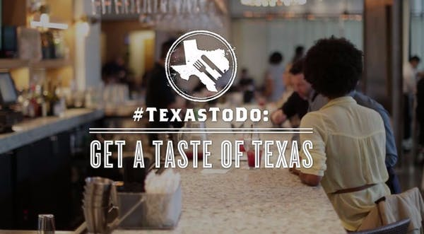 Get a Taste of Texas