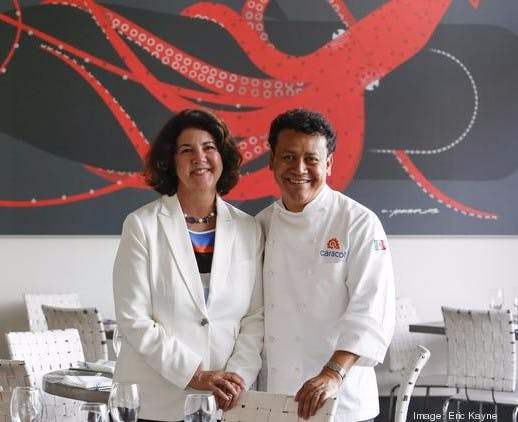 Restaurant power couple pick new name for company