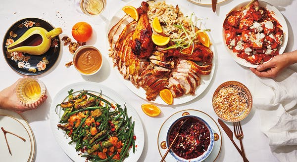 How to Make a Thanksgiving Feast With Flavors From Around the World