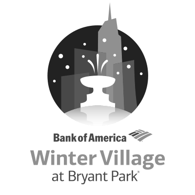 Bank of America Winter Village at Bryant Park Overlook