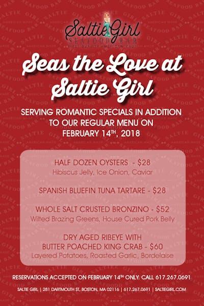 Get Saltie This Valentine's Day!