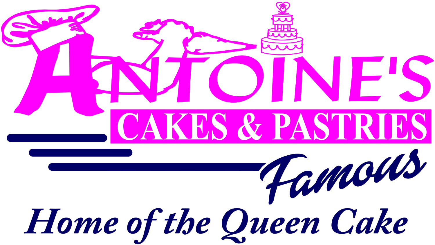 Antoine's Famous Cakes Home