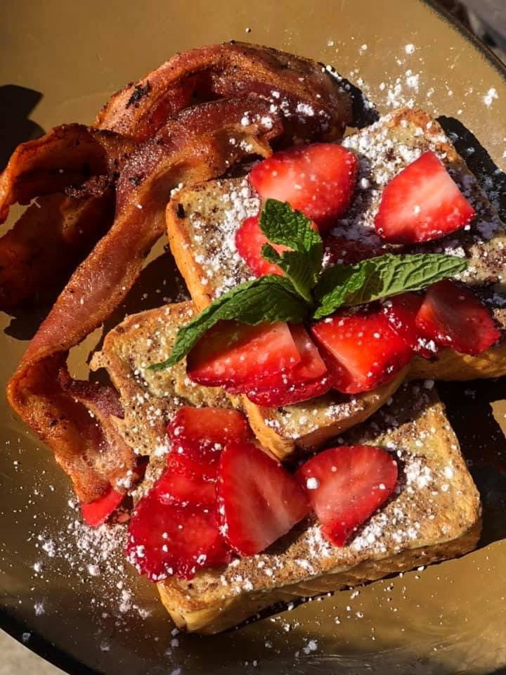 Not Grandma's French Toast