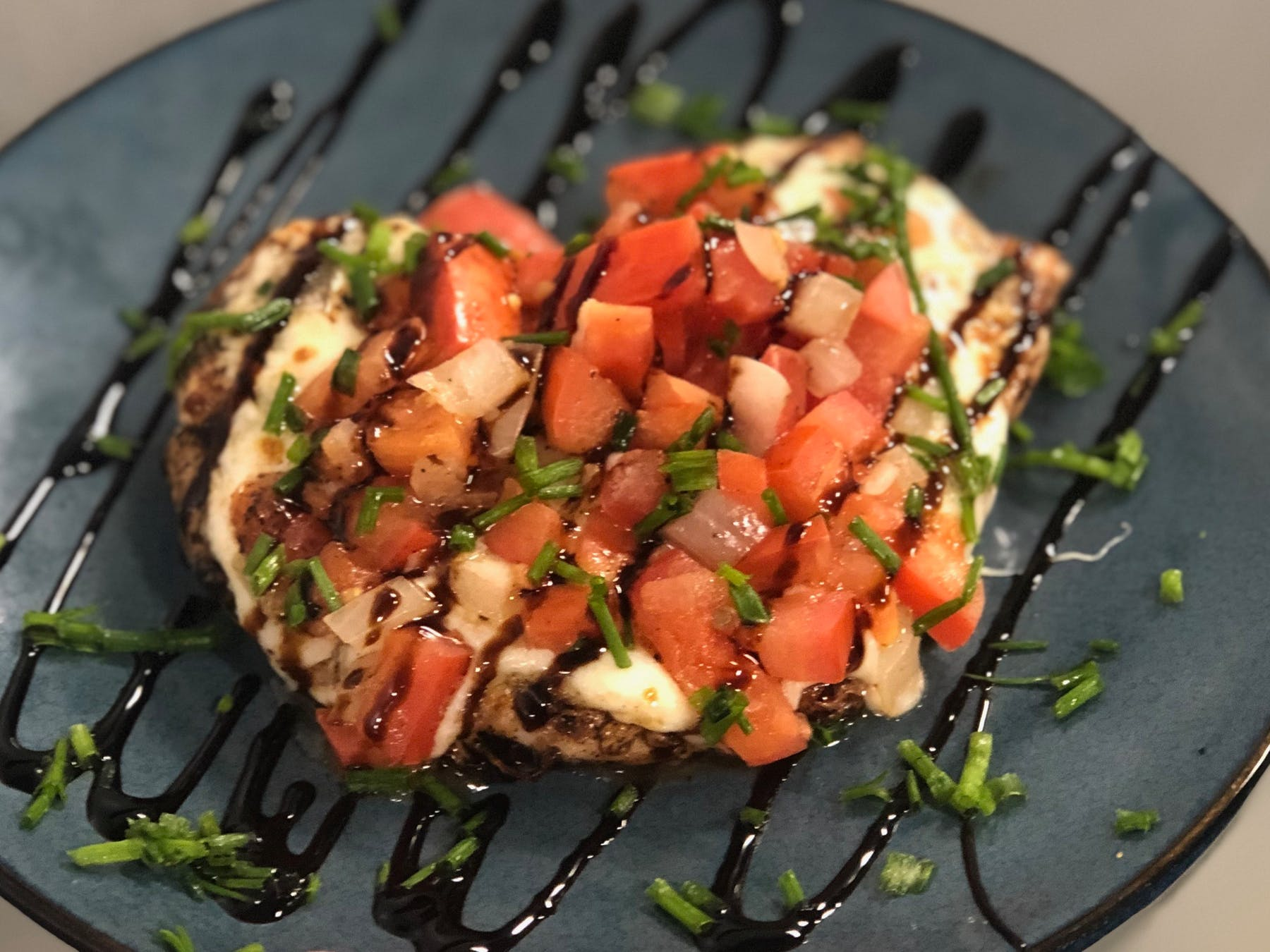 Sunset Bruschetta Chicken Breast