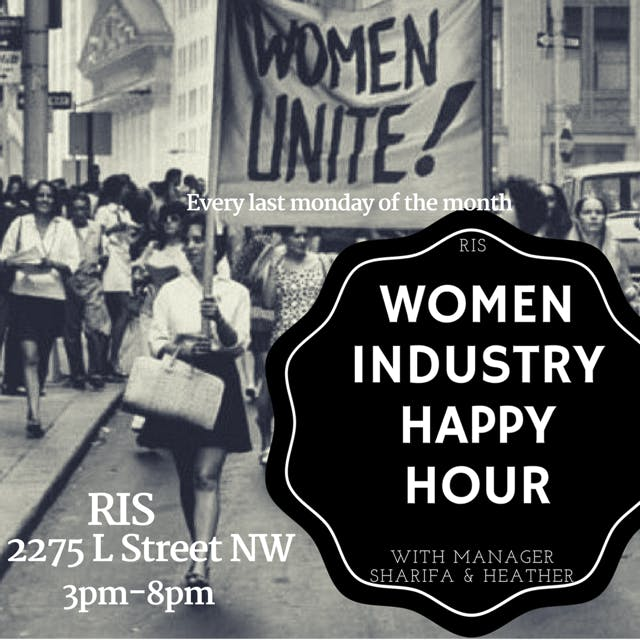 June 26. Women Industry Night!