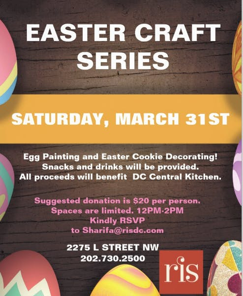 Easter Egg Coloring Craft Series!