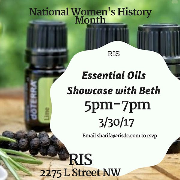 Essential Oils with Beth: March 30th
