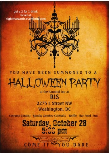 RIS Halloween Party!