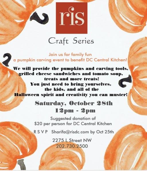 Pumpkin Carving Craft Series!
