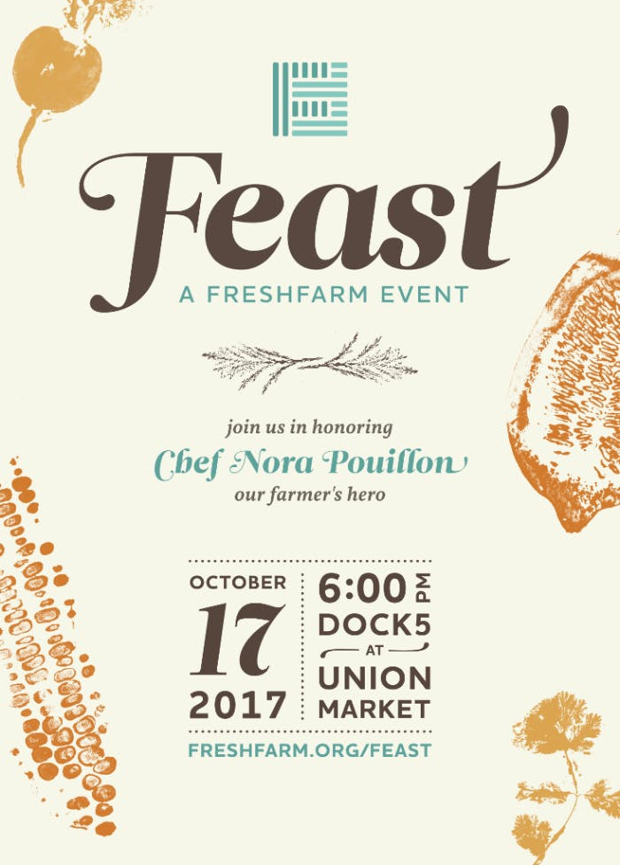 Feast at Fresh Farm Event