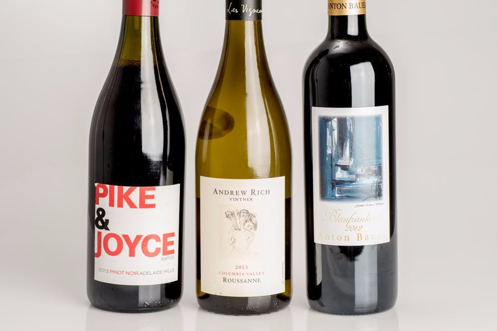Press: 5 wines to pair with autumnal eats by: Washington Post