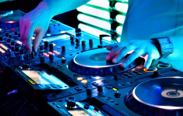 Late Night DJ Mike