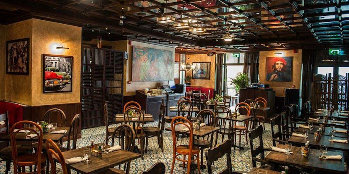 Cafe Habana Menu Dubai