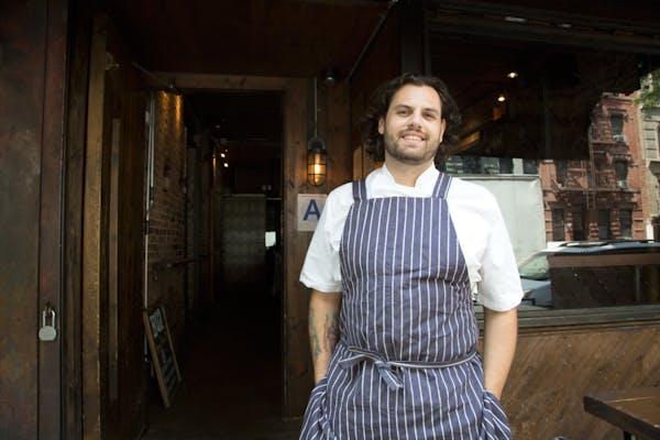 Chef Nick Testa