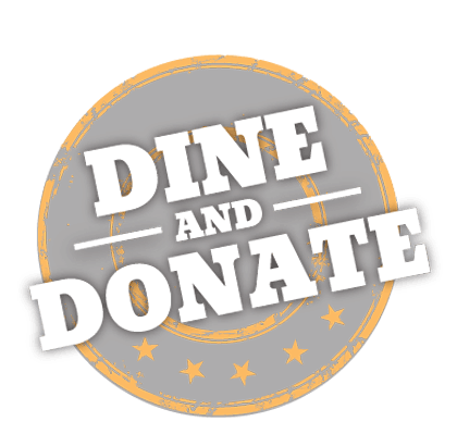 Dine & Donate Fundraisers