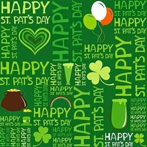 St. Patrick's Day Party 3/16