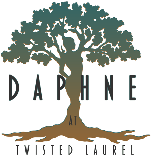 Daphne at Twisted Laurel's Logo