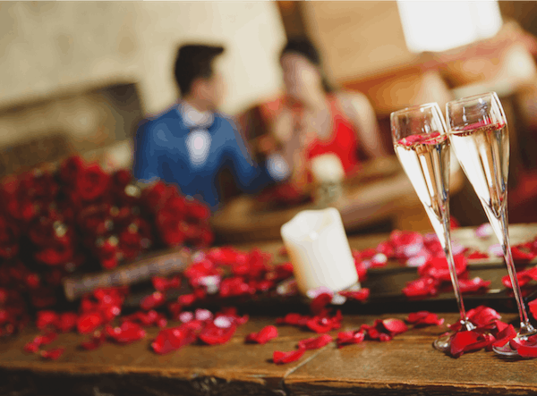 Dine With Your Valentine