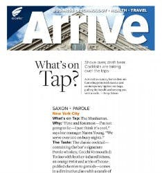 What's On Tap | ARRIVE