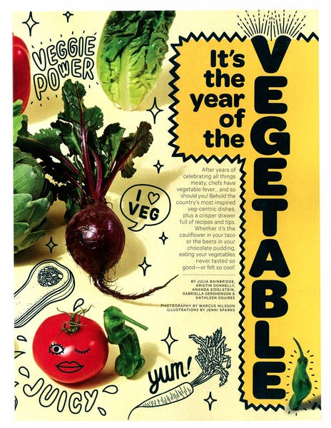 It's the Year of the Vegetable | Rachael Ray Every Day