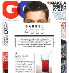 Barrel Age | GQ