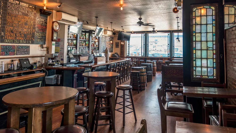 The best sports bar in Williamsburg, Brooklyn | The Kent Ale House