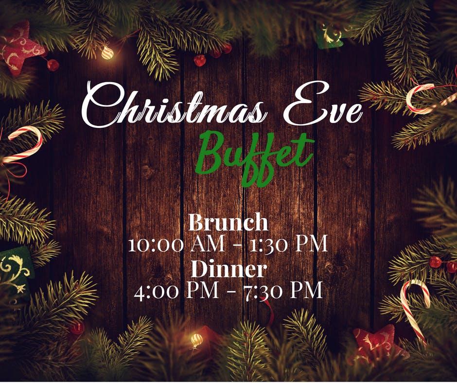 christmas eve buffet tippecanoe place