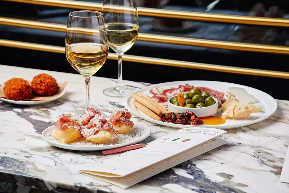 Food and drink deals at Vini e Fritti