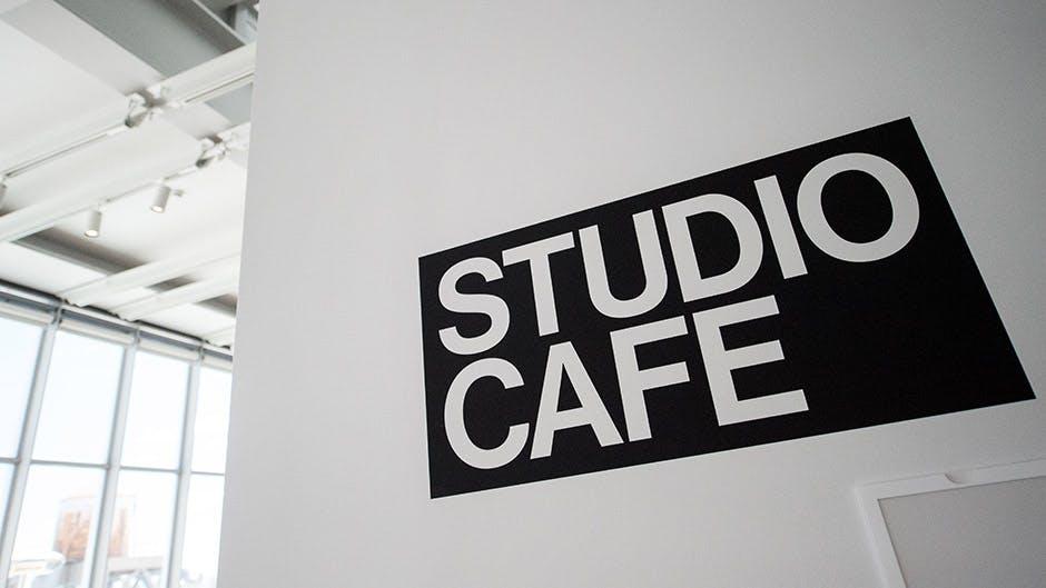 Studio Cafe - Restaurants