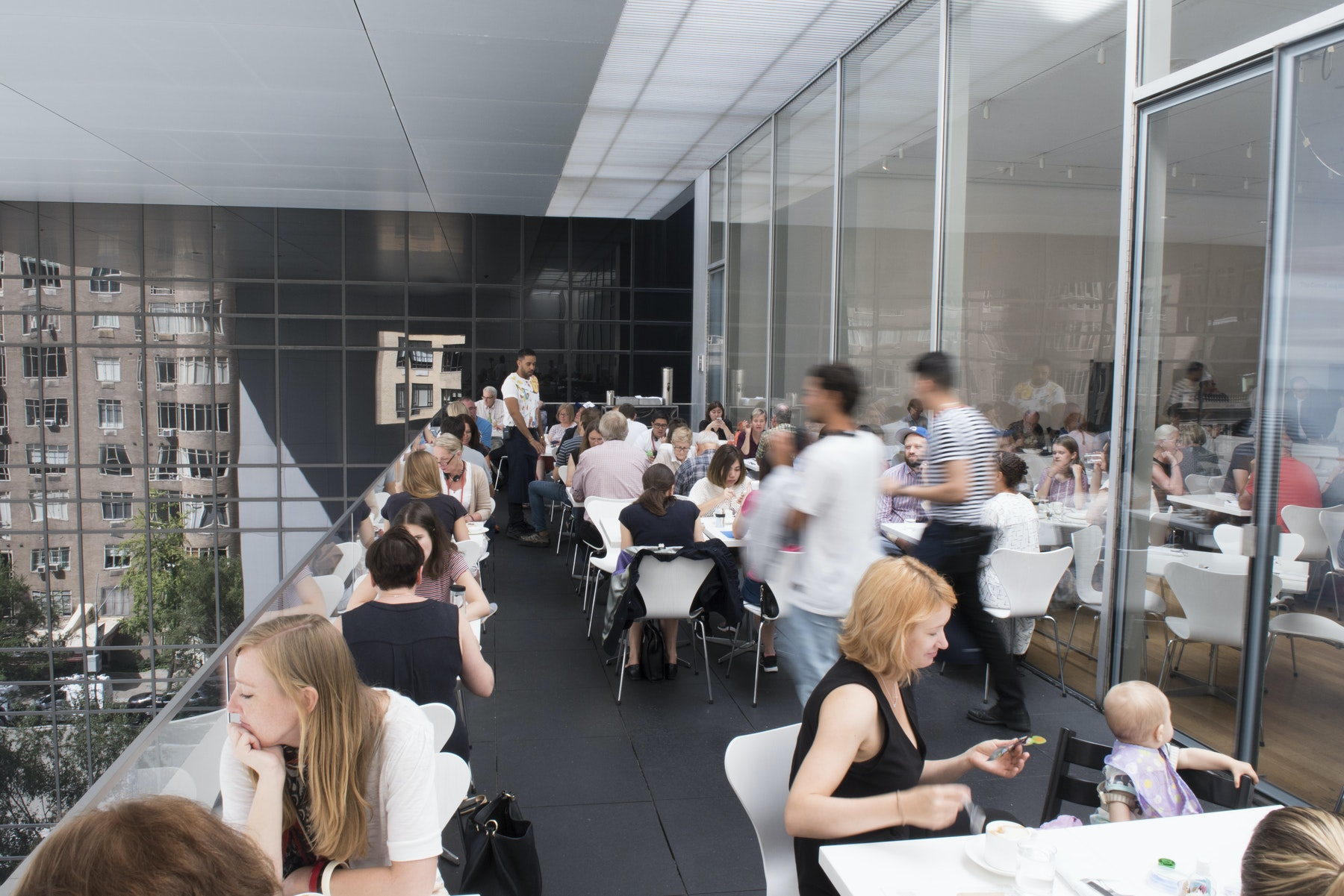 Cafes At Moma Union Square Hospitality Group