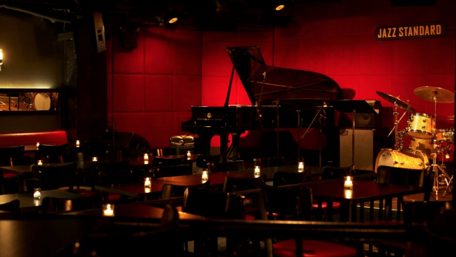 Jazz Standard - Restaurants