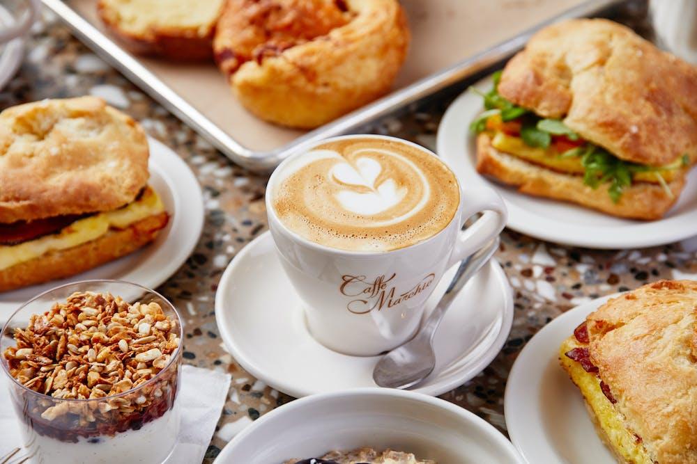 Caffe Marchio Coffee Happy Hour