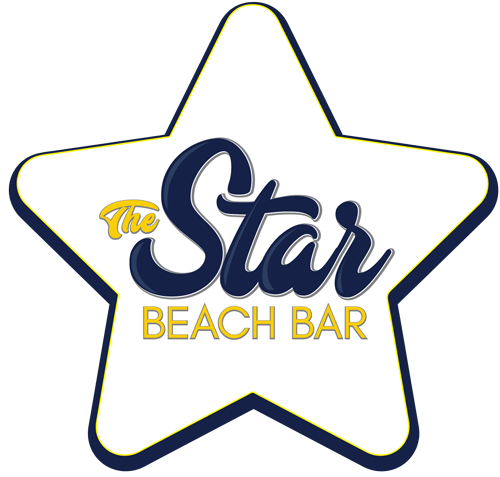 The Star Beach Bar's Logo