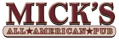 Mick's All American Pub Home