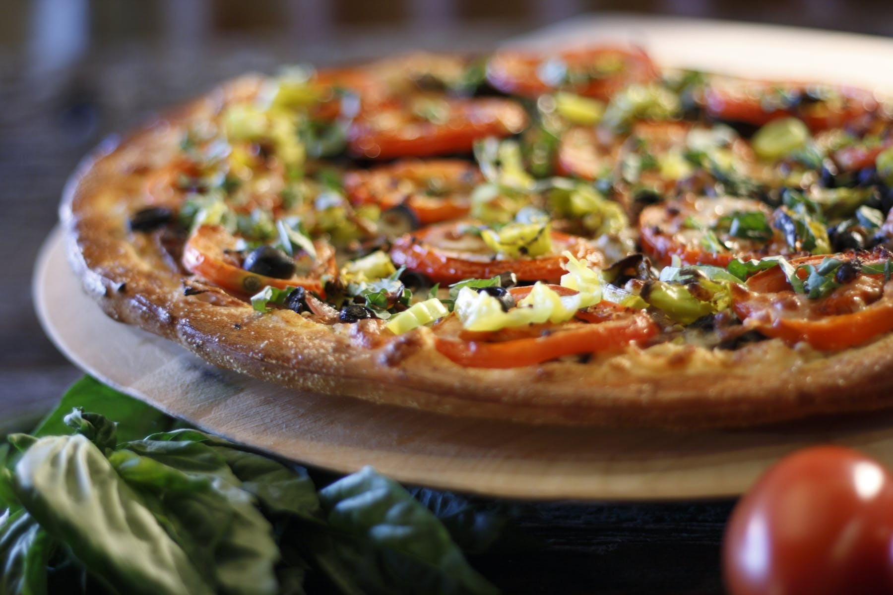 Gourmet Pizza Delivery Dine In Take Out Vegan Gluten Free