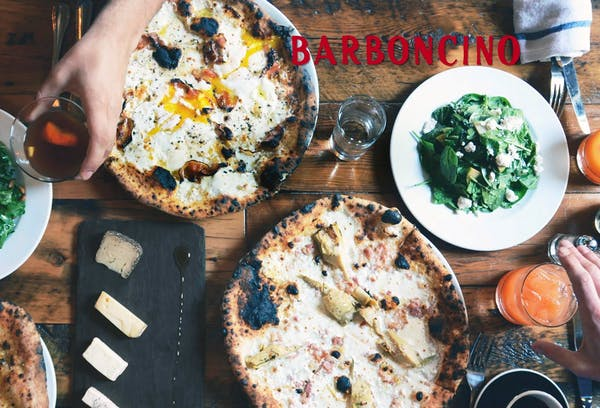 Barboncino's Seventh Annual Free Brunch!  Saturday 10/13, 2018 from 11am-3pm