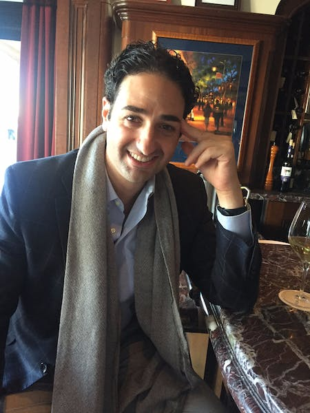 Nicholas Nahigian - General Manager