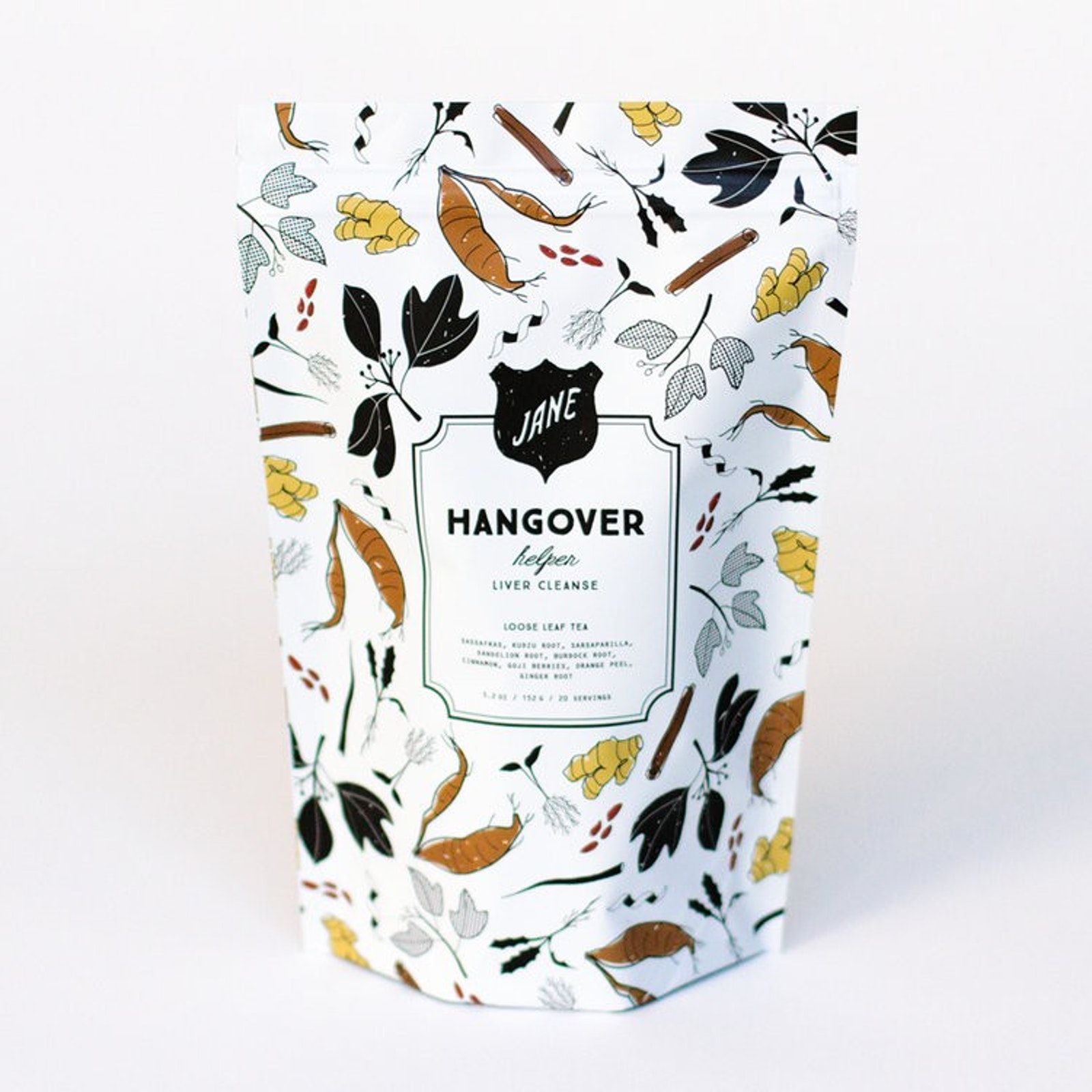 Jane's Hangover Helper Tea