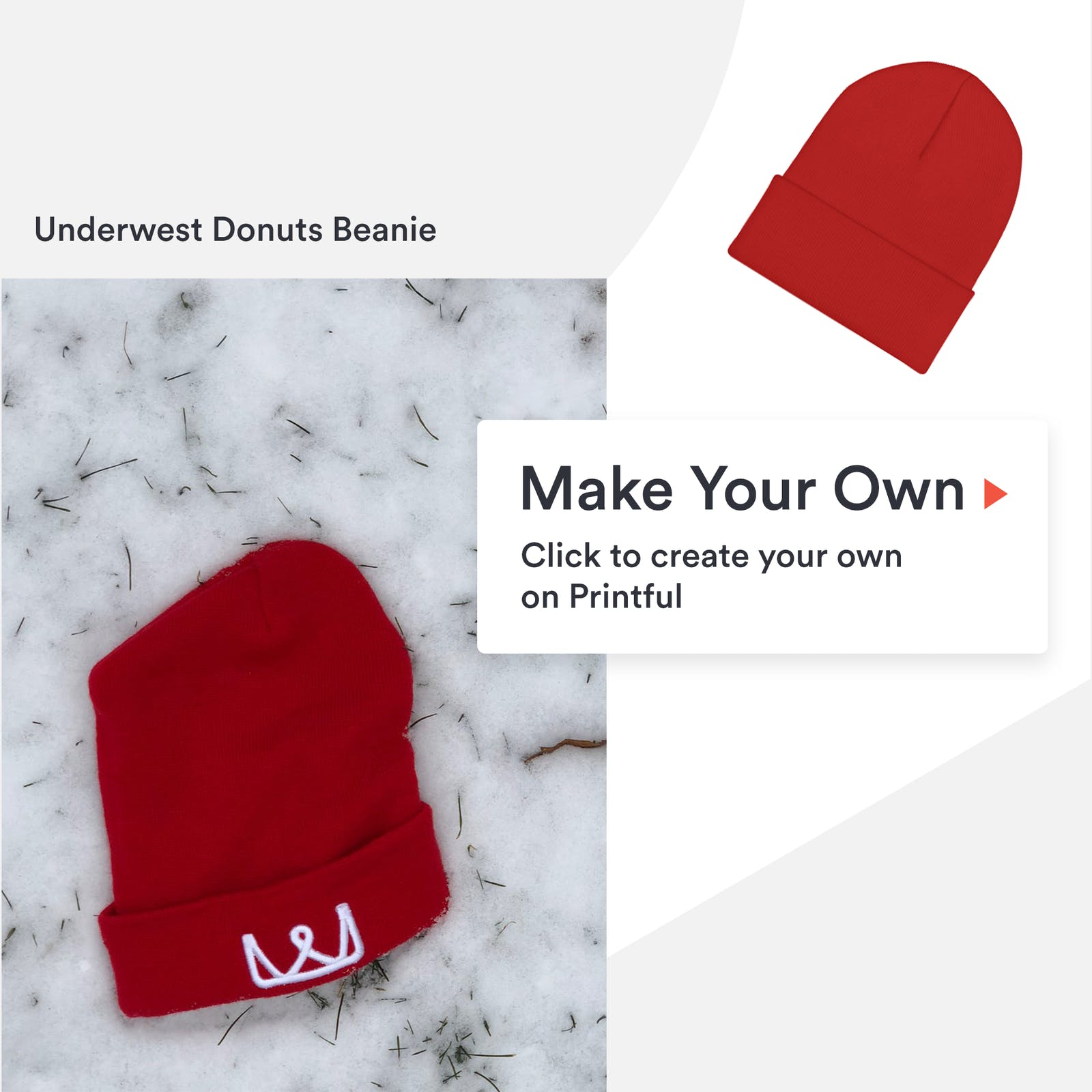 Underwest Beanie & 3PL option