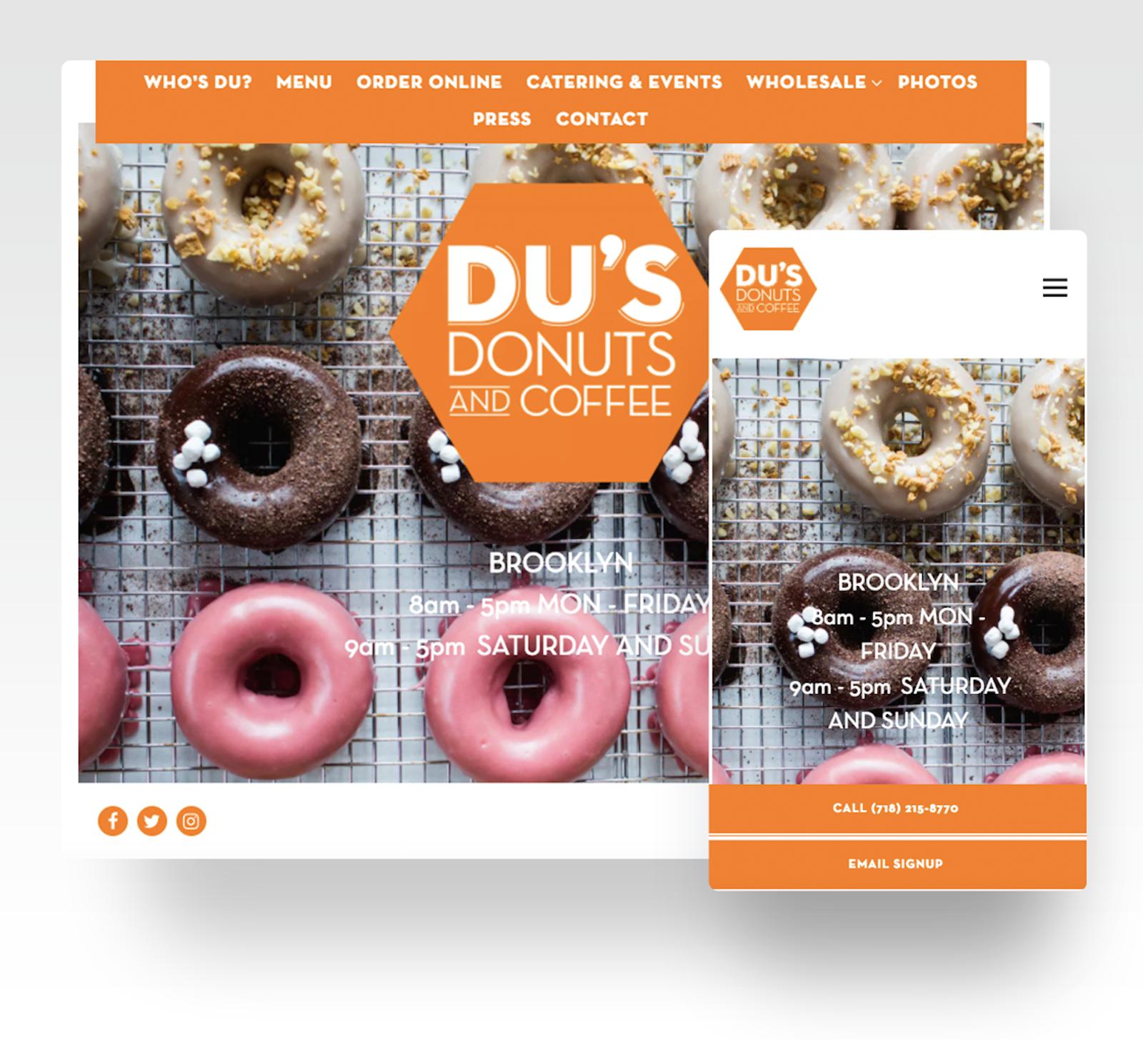 Du's Donuts