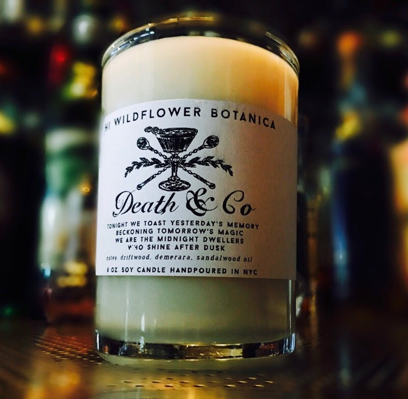 Death & Co's Candle