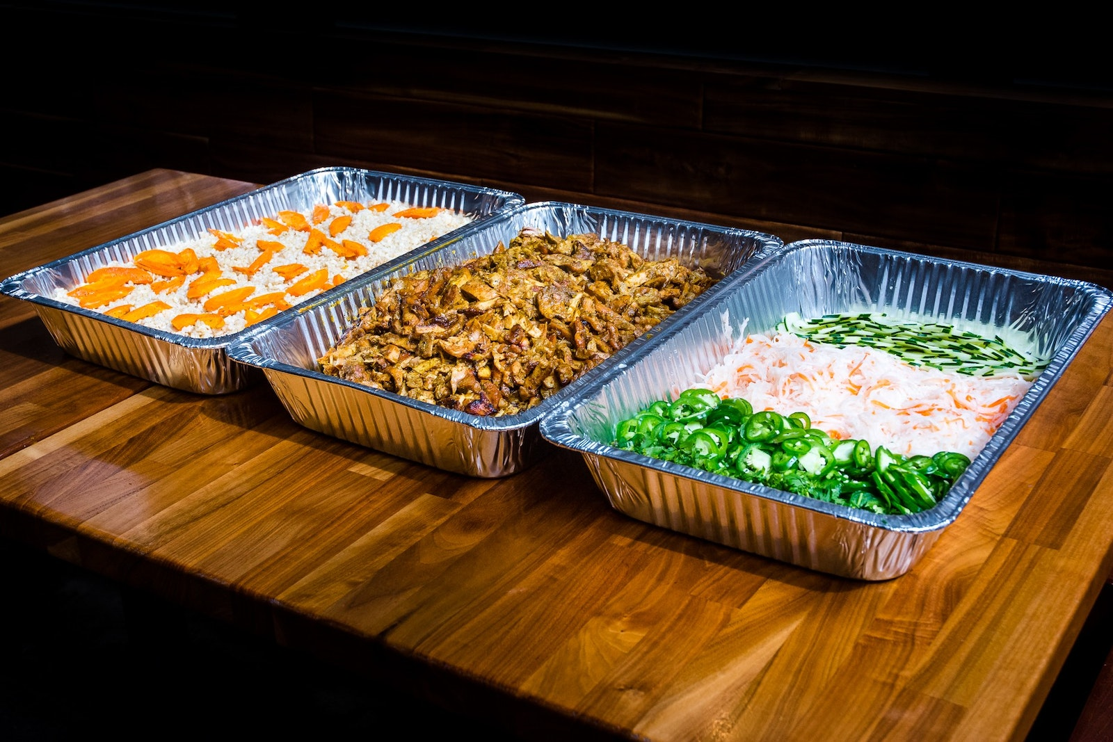 Saigon Sister's Catering Trays